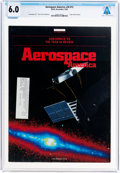 Explorers:Space Exploration, Magazines: Aerospace America Dated December 1992, Directly From The Armstrong Family Collection™, CAG Certified an...