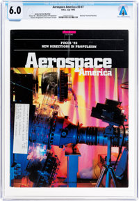 MAGAZINES: Aerospace America Dated July 1992, Directly From The Armstrong Family Collection™