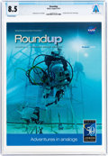Explorers:Space Exploration, Magazines: Roundup Dated August 2012, Directly From The Armstrong Family Collection™, CAG Certified and Graded 8.5...