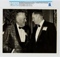 Explorers:Space Exploration, The Society of Experimental Test Pilots - President's Dinner Photograph Directly From The Armstrong Family Collection™, CAG Ce...
