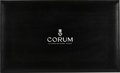 Timepieces:Other , Corum Large 10 Watch Storage/Display Case. ...