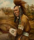 Fine Art - Painting, American, Henry Metzger (Canadian/French, 1876-1949)S...