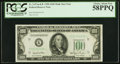 Small Size:Federal Reserve Notes, Fr. 2157-K* $100 1950 Mule Federal Reserve Note. PCGS Choi...