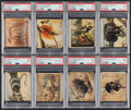 Non-Sport Cards:Sets, 1930 R6 African Animals Near Set (22/24). ...