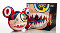 Collectible:Contemporary, Takashi Murakami (Japanese, b. 1962). Mr. Dob (Red), 2016. Painted cast vinyl. 9-1/4 x 10-3/4 inches (23.5 x 27.3 cm). E...