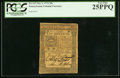 Colonial Notes:Pennsylvania, Pennsylvania October 1, 1773 10s PCGS Very Fine 25PPQ.. ...