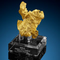 Minerals:Golds, Gold Nugget. Ballarat, City of Ballarat. Victoria. Australia. ... (Total: 2 Items)