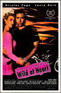 "Wild at Heart & Other Lot (Samuel Goldwyn, 1990). Rolled, Very Fine. One Sheets (2) (27"" X 41"" &am..."