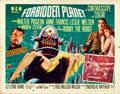 Movie Posters:Science Fiction, Forbidden Planet (MGM, 1956). Folded, Fine/Very Fine.