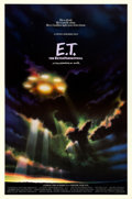 Movie Posters:Science Fiction, E.T. The Extra-Terrestrial (Universal, 1982). Rolled, Very...