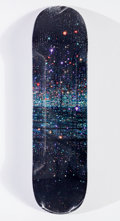Collectible:Contemporary, Yayoi Kusama X The Broad. Infinity Mirrored -The Souls of Millions of Light Years Away, 2013. Offset lithograph in color...