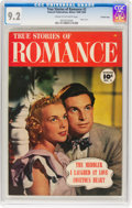 Golden Age (1938-1955):Romance, True Stories of Romance #2 Crowley Copy Pedigree (Fawcett Publications, 1949) CGC NM- 9.2 Cream to off-white pages....