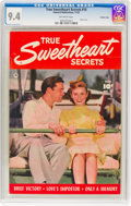 Golden Age (1938-1955):Romance, True Sweetheart Secrets #10 Crowley Copy Pedigree (Fawcett Publications, 1952) CGC NM 9.4 Off-white pages....