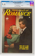 Golden Age (1938-1955):Romance, True Tales of Romance #4 Crowley Copy Pedigree (Fawcett Publications, 1950) CGC NM 9.4 Cream to off-white pages....