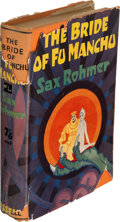 Books:Mystery & Detective Fiction, Sax Rohmer. Pair of Fu Manchu Books. London: 1933. First English editions.. ... (Total: 2 Items)