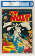 Golden Age (1938-1955):Western, Tim Holt #17 (Magazine Enterprises, 1950) CGC FN/VF 7.0 Off-white to white pages....