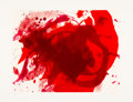 Prints & Multiples:Contemporary, Kazuo Shiraga (1924-2008). Passionate Winter, from Official Arts Portfolio of the XXIVth Olympiad, Seoul, Korea, 198...