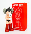 Collectible:Contemporary, KAWS (b. 1974). Astro Boy, 2012. Painted cast vinyl. 14-3/4 x 6 x 4-1/2 inches (37.5 x 15.2 x 11.4 cm). Stamped on the u...