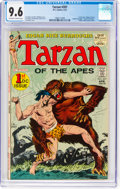 Bronze Age (1970-1979):Adventure, Tarzan #207 (DC, 1972) CGC NM+ 9.6 Off-white to white pages....