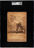 Baseball Cards:Singles (Pre-1930), 1888-89 N173 Old Judge Cabinet Harry Stovey (#440-8) SGC Fair 1.5....