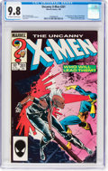 Modern Age (1980-Present):Superhero, X-Men #201 (Marvel, 1986) CGC NM/MT 9.8 Off-white to white pages....