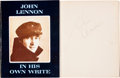 Music Memorabilia:Autographs and Signed Items, John Lennon Signed Copy of His First Book In His Own Write (1964). . ...