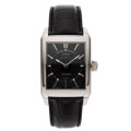 Estate Jewelry:Watches, Maurice Lacroix Automatic Stainless Steel Pontos Rectangulaire Watch. ...