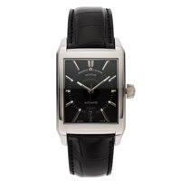 Maurice Lacroix Automatic Stainless Steel Pontos Rectangulaire Watch