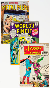 DC Silver Age Comics Group of 19 (DC, 1960s) Condition: Average VG.... (Total: 19 Comic Books)