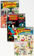Silver Age (1956-1969):Miscellaneous, DC Silver Age Comics Group of 35 (DC, 1960s) Condition: Average GD/VG.... (Total: 35 Comic Books)