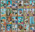 Autographs:Sports Cards, 1968 Topps Baseball Signed Cards Collection (24)....