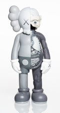 Collectible:Contemporary, KAWS (American, b. 1974). Dissected Companion (Grey), 2006. Painted cast vinyl. 14-3/4 x 6-1/2 x 3-1/2 inches (37.5 x 16...