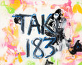Paintings:Contemporary   (1950 to present), Tracy 168 X Taki 183. T.N.T.. Acrylic and spray paint on canvas. 16 x 20 inches (40.6 x 50.8 cm). Signed and titled on t...