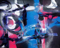 Fine Art - Painting, American:Contemporary   (1950 to present), Tracy 168 (American, b. 1958). Wild Style. Acrylic and spraypaint on canvas. 16 x 20 inches (40.6 x...