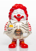 Collectible:Contemporary, Ron English X Secret Base. X-Ray Mc Supersized, 2011. Painted cast vinyl. 6 x 4-3/4 x 3 inches (15.2 x 12.1 x 7.6 cm). S...