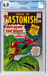 Tales to Astonish #44 (Marvel, 1963) CGC FN 6.0 Off-white pages