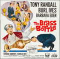"""Movie Posters:Comedy, The Brass Bottle (Universal, 1964). Folded, Very Fine. Six Sheet(80"""" X 79""""). Comedy.. ..."""