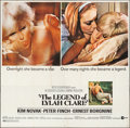 "Movie Posters:Drama, The Legend of Lylah Clare (MGM, 1968). Folded, Fine/Very Fine. SixSheet (80"" X 79""). Drama.. ..."