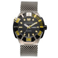 Estate Jewelry:Watches, Technomarine Men's Stainless Steel Black Reef Automatic Watch,Old/New Stock TM-513006. ...