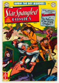 Golden Age (1938-1955):Superhero, Star Spangled Comics #114 (DC, 1951) Condition: FN+....