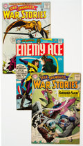 Silver Age (1956-1969):War, Star Spangled War Stories Group of 5 (DC, 1959-69) Condition: Average VG/FN.... (Total: 5 Comic Books)