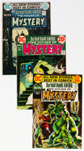 Bronze Age (1970-1979):Horror, House of Mystery/House of Secrets Group of 44 (DC, 1968-75)Condition: Average FN.... (Total: 44 Comic Books)