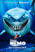 """Movie Posters:Animation, Finding Nemo (Disney, 2003). Rolled, Very Fine-. One Sheet (27"""" X40"""") DS Advance. Animation.. ..."""
