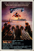 "Movie Posters:Action, Superman II & Other Lot (Warner Brothers, 1981). Folded &Rolled, Fine/Very Fine. One Sheets (2) (27"" X 41"" & 27"" X40.5""). ... (Total: 2 Items)"