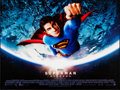 """Movie Posters:Action, Superman Returns (Warner Brothers, 2006). Rolled, Near Mint.British Quad (30"""" X 40"""") DS. Action.. ..."""