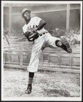Autographs:Photos, c. 1970s Satchel Paige Signed Photograph....