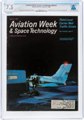 Explorers:Space Exploration, Magazines: Aviation Week & Space Technology Dated March 25, 1968, Directly From The Armstrong Family Collection™, ...