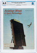 Explorers:Space Exploration, Magazines: Aviation Week & Space Technology Dated May 21, 1979, Directly From The Armstrong Family Collection™, CA...