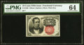 Fractional Currency:Fifth Issue, Fr. 1266 10¢ Fifth Issue PMG Choice Uncirculated 64.. ...