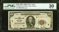 Small Size:Federal Reserve Bank Notes, Fr. 1890-B* $100 1929 Federal Reserve Bank Note. PMG Very ...